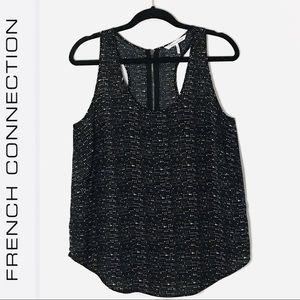 French Connection Polka Dot Cami